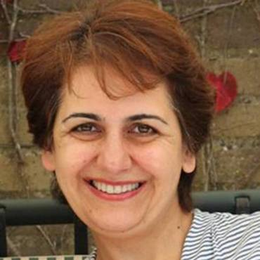 Mehrnaz Ghazvini